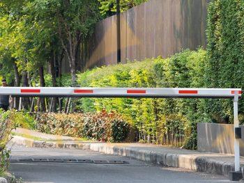 Ankara kollu bariyer